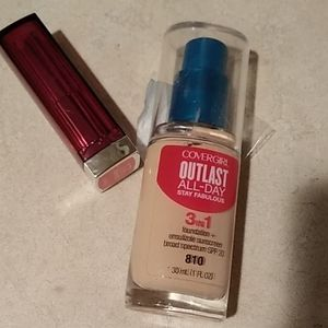 🆕CoverGirl/ Maybelline Bundle